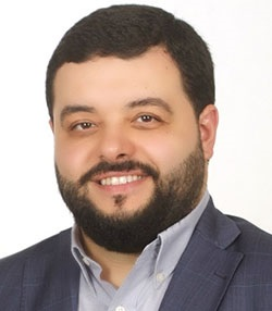 Hani Khalaf, BDM – Internet of Things, Middle East, Turkey, and Africa (META), Dell Technologies