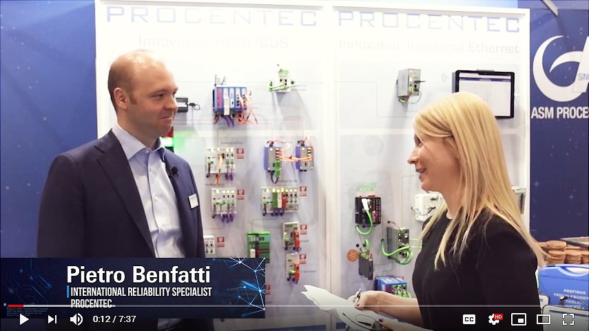 Pietro Benfatti - International Reliability Specialist of PROCENTEC